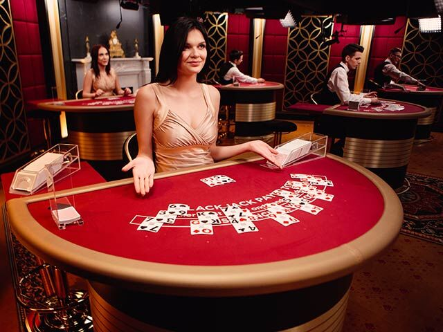 Blackjack VIP Live Casino