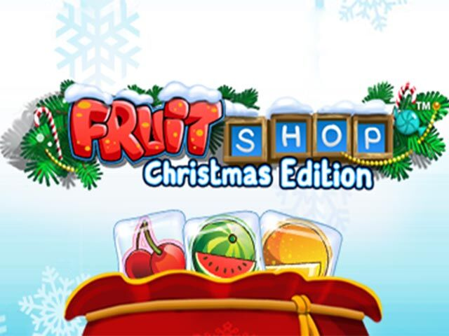 Fruit Shop - Christmas